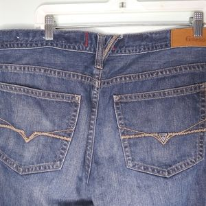Guess Relaxed Straight Rowland Fit Blue Jeans